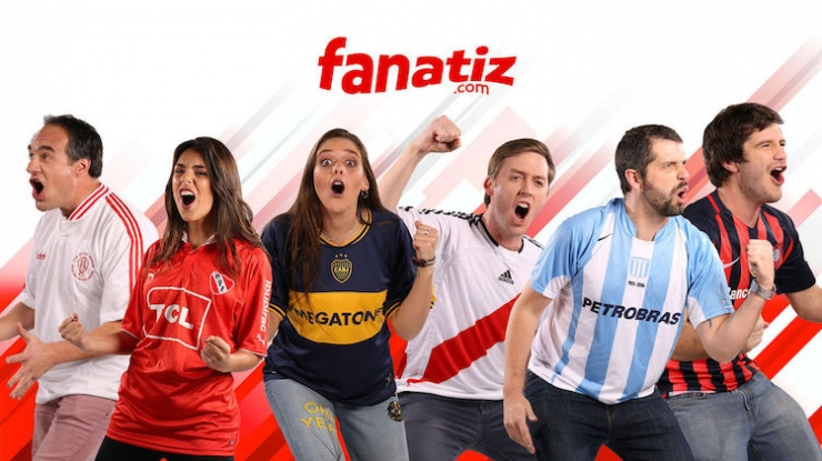 Fanatiz in United States and Canada